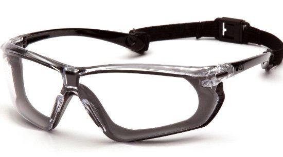 gafas de seguridad pyramex crossovr antifluido