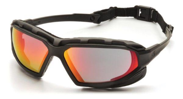 gafas de seguridad industrial pyramex highlander plus espejo