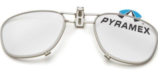 GAFAS DE SEGURIDAD para lentes formulados PYRAMEX EMERGE