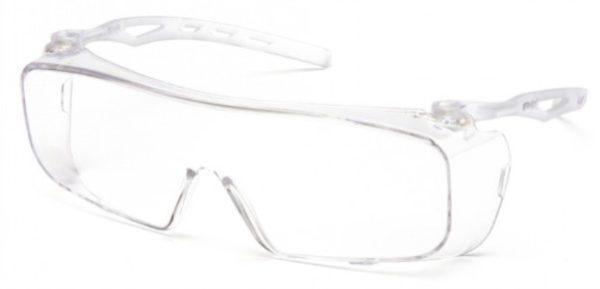 gafas de seguridad para sobreponer pyramex cappture