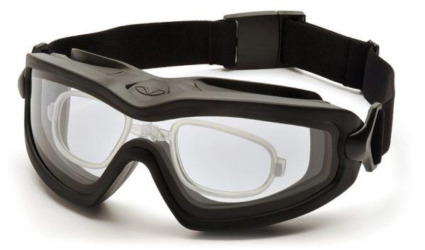 gafas de seguridad antifluido Pyramex v2g