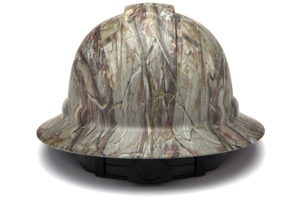 casco pyramex ridgeline fullbrim safari con suspension