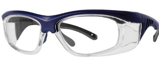 gafas de seguridad para lentes formulados pentax zt200 azul