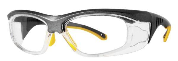 gafas de seguridad para lentes formulados pentax zt200 Gris