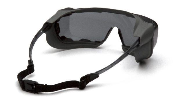 gafas de seguridad para usar sobre anteojos