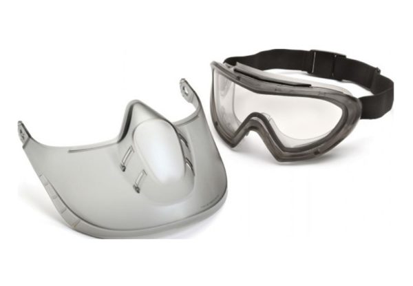 goggles de seguridad capstone 504 shield