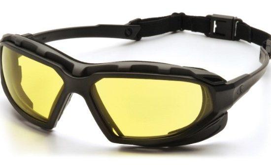 gafas de segurida industrial pyramex highlander plus