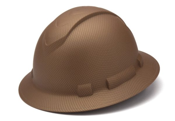 casco de seguridad pyramex ridgeline fullbrim safari con suspension