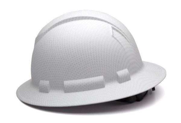 casco de seguridad ridgeline pyramex full brim