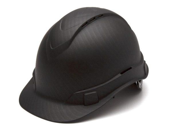 casco de seguridad pyramex ridgeline capstyle con suspension de 4 puntos