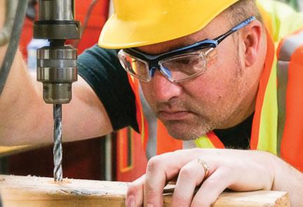 Gafas de seguridad industrial aimoptics