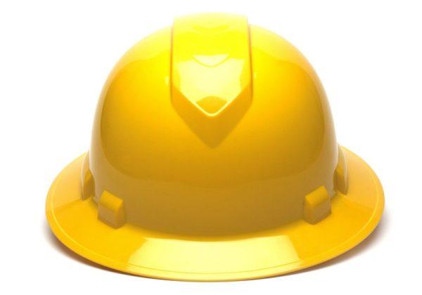 casco de seguridad pyramex ridgeline fullbrim safarI